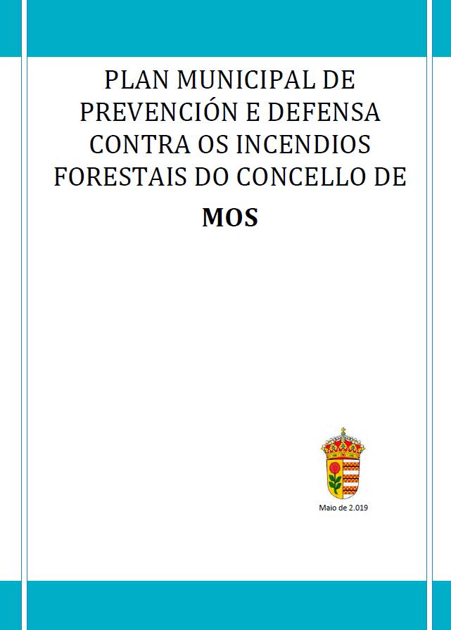 PLAN DE PREVENCIÓN E DEFENSA CONTRA OS INCENDIOS FORESTAIS